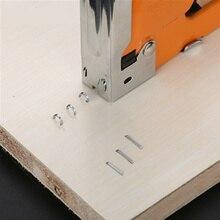 3-way Мультитул гвоздь степлер для мебели степлер для деревянной двери обивка обрамление заклепки пистолет комплект гвоздиков заклепки инструмент