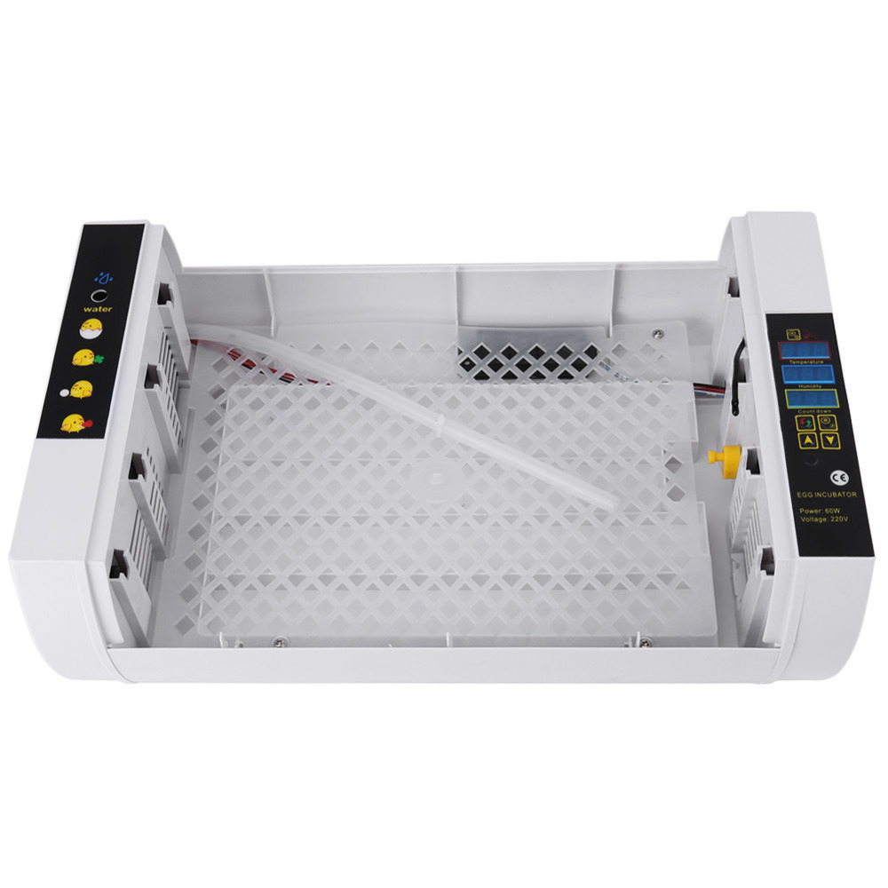 Image 5 - Temperature Control Digital Automatic Chicken Chick Hatcher Egg Incubator Hatcher for Chicken Eggs Incubator-in Feeding & Watering Supplies from Home & Garden