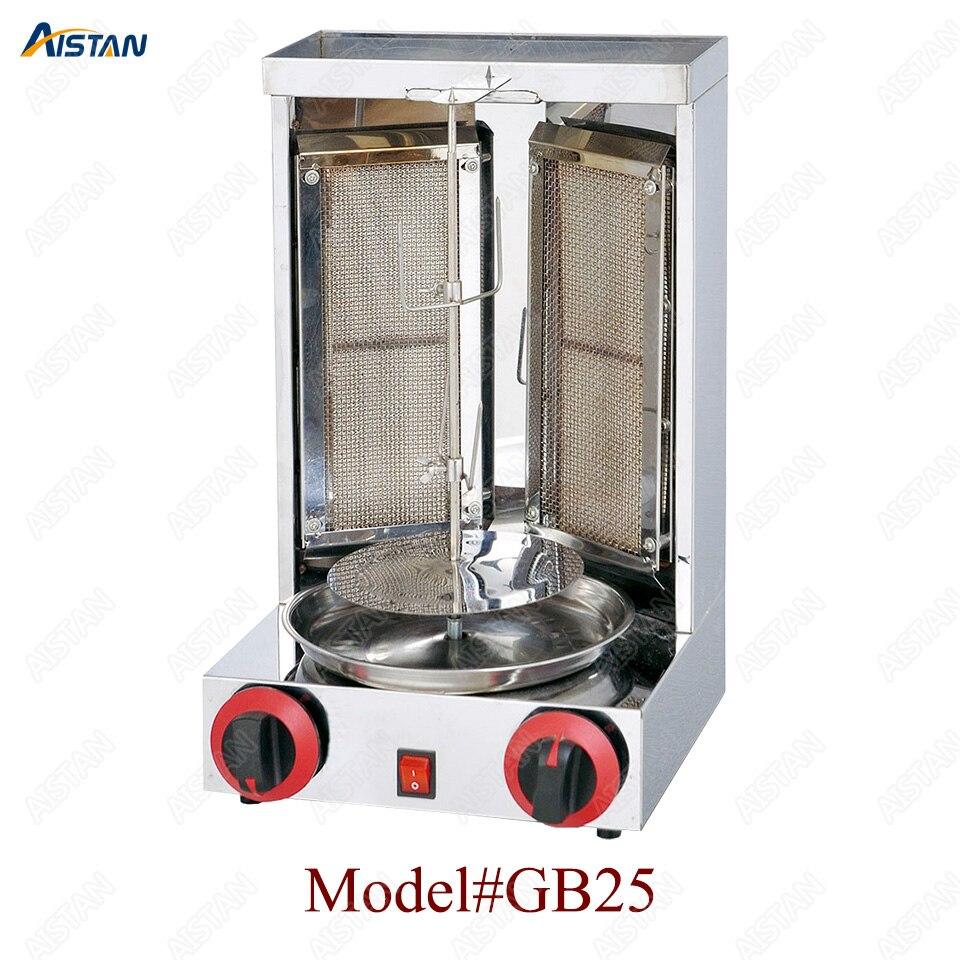 Gas macchina kebab macchina torrefattore di rotisseries (GB25/GB25A/GB800/GB950) /elettrico kebab macchina EB808 per attrezzature bbqGas macchina kebab macchina torrefattore di rotisseries (GB25/GB25A/GB800/GB950) /elettrico kebab macchina EB808 per attrezzature bbq