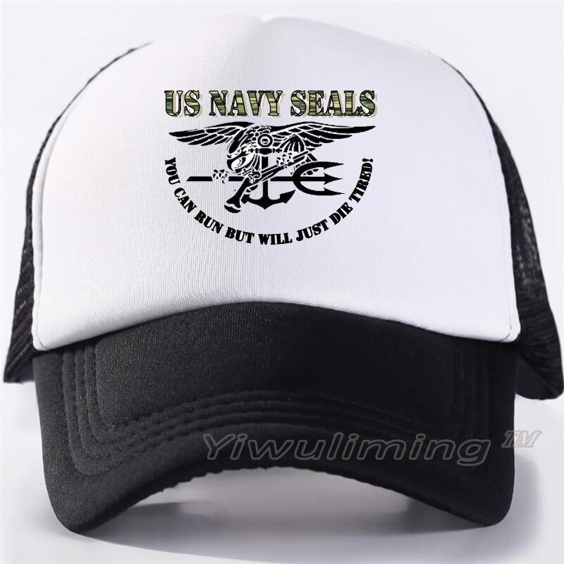 2019 New Arrivels US Navy Seal Team   Cap   Mens Army   Baseball     Cap   Brand Gorras Adjustable Bone Snapback Hat
