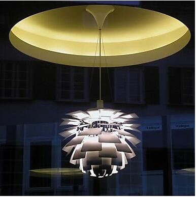 Nordic modern Pastoral piece of pine nuts after the modern creative personality and creative aluminum cone decora pendant light