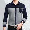 Summer style new winter men's clothing han edition long-sleeved sweater Male knit shirt dress  summer dress  shirts