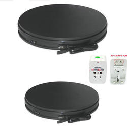 HQ 450X60MM Heavy Load Electric Turntable Display Stand 360 Degree Electric Rotary Base Automatic Revolving Platform