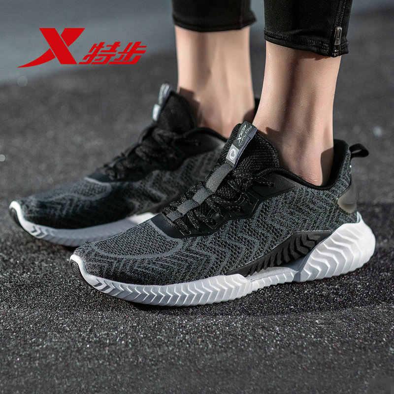 881219119066 X-FLOW XTEP الرجال runnning إضاءة أحذية الوزن الهواء شبكة التخميد تنفس الرجال أحذية رياضية احذية الجري