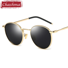 Chashma Brand Vintage Women Myopia Sun Glasses Polarized Coating Mirror Driving Sunglasses Round Male Eyewear For Men Near Sight