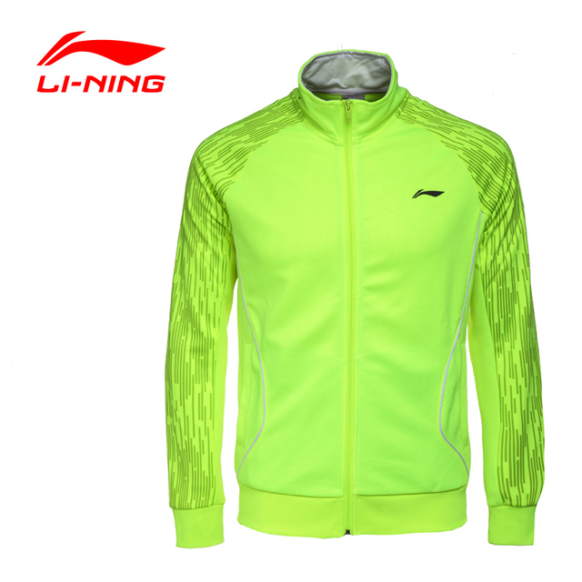 Li-Ning Men's Badminton Series Quick Dry Breathable Outdoor Hiking LiNing Sports Jackets Li-Ning AWDK745 MWK131