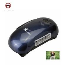 Waterproof Mini font b GPS b font Tracker For Dog Pet LK100 LBS Locator Tracking Device