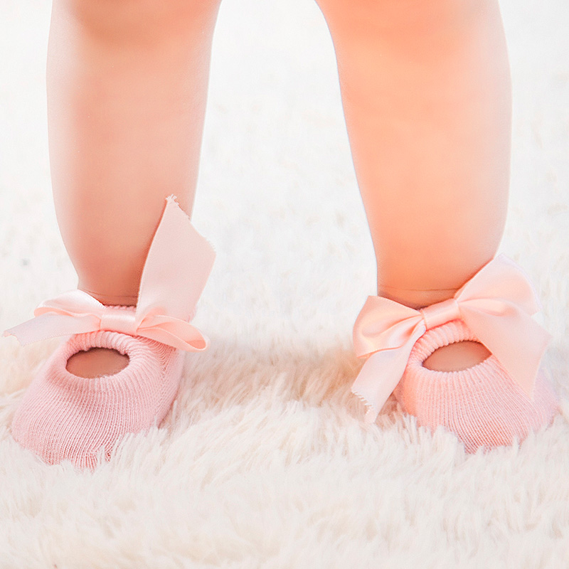 3 Pairs Ruffles Lace Frilly Socks Newborn Infant Toddler Baby Girls Cotton Cute