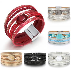 Multilayer Bracelets for Women