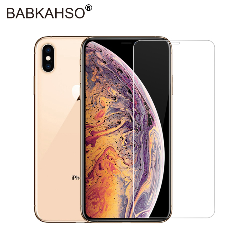 9H glass board for iPhone 8 6S 7 plus X plate iphone 6 R XS MAX phone 5s XR