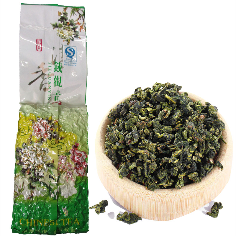 Factory Direct 250g total Oolong Tea Anxi Tie Guan Yin Chinese tea Green tea tieguanyin Tieguanyin Tikuanyin the tea wu-long(China (Mainland))