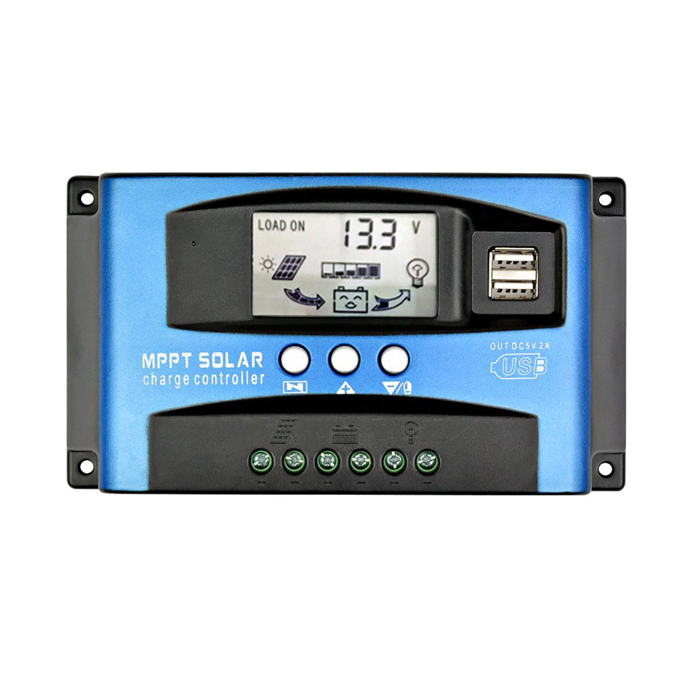 30A MPPT Solar Charge Controller with LCD Display Multiple Load Control Modes  Dropshipping30A MPPT Solar Charge Controller with LCD Display Multiple Load Control Modes  Dropshipping