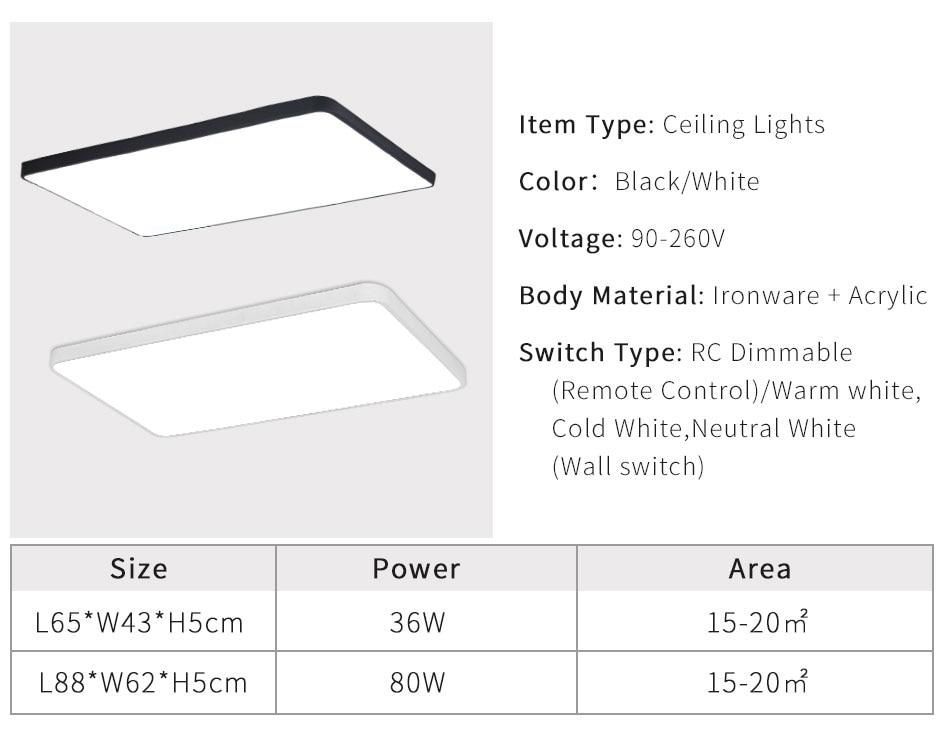 IMINOVO-Ultra-thin-5CM-LED-Mordern-Simple-Ceiling-Light-Lamp-Black-White-Round-Square-for-Living_09