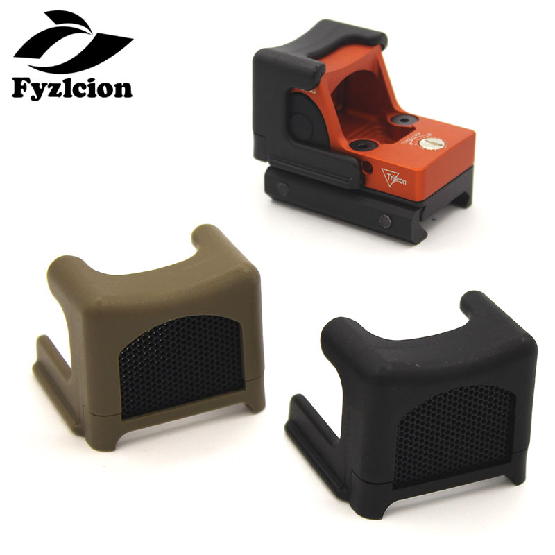 Hunting Trijicon RMR Mini Reflex Red Dot Sight Scope Protector Cover   Killflash Anti-Reflection Device