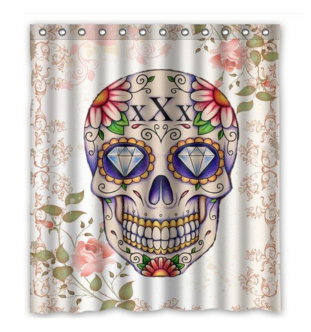 sugar skull bathroom decor. excellent memory foam sugar skull bath
