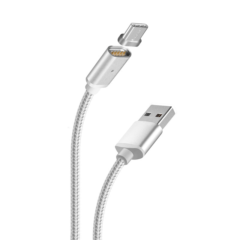 Magnetic USB Charging Cable Type-C Adapter Cable Charge For Xiaomi 4C 5 Nokia N1 Lumia 9 ...
