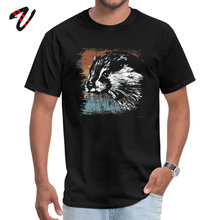 Print Otter Sea black T Shirt for Men 2019 Hot Sale Summer Autumn New Zealand Lil Peep T-shirts Sweatshirts