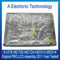Оригинальный Новый A1278 Полный ЖК-Экран С ЖК-Чехол для Apple Macbook Pro 13 ''2011 Год MC700 MC724 MD313 MD314