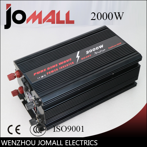2000W WATT DC 12V to AC 220V modified sine wave Portable Car Power Inverter Adapater Charger Converter Transformer mkm2000 242g c modified sine wave professional dc ac 2000 watt power inverter 24v to 220v electrical inverters with charger