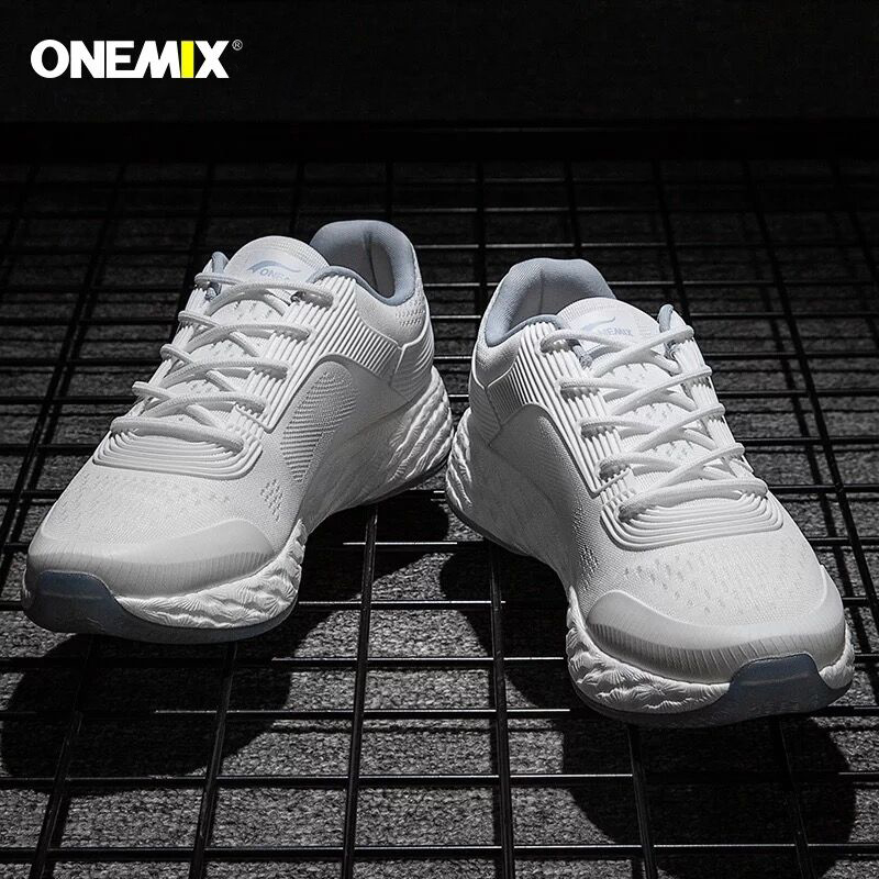 ONEMIX 2018 energy running shoes for men high-tech sneakers energy drop Jacquard vamp super boost outsole sneakersONEMIX 2018 energy running shoes for men high-tech sneakers energy drop Jacquard vamp super boost outsole sneakers