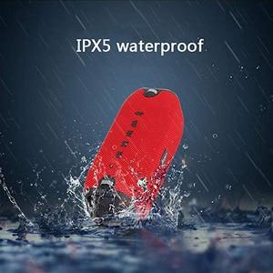 Image 5 - Bluetooth Lautsprecher Tragbare High Power Wasserdicht Spalte Musik Player unterstützt Subwoofer Sound bar BoomBox mit FM Radio TF karte