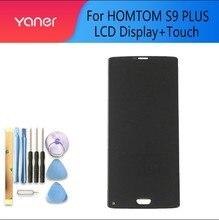 HOMTOM S9 PLUS LCD 디스플레이 + 터치 스크린 어셈블리 수리 부품 용 YANER HomTom S9 plus + Tools 용 5.99 교체