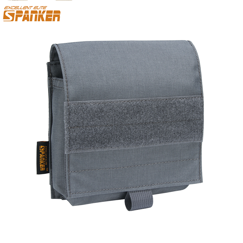 EXCELLENT ELITE SPANKER Outdoor Military Waist Pack Bag Hunting Small Pocket Molle Pouch Pack Phone Pocket Simple Portable Bag ...