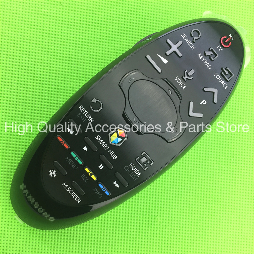 NEW ORIGINAL SMART HUB AUDIO SOUND TOUCH VOICE REMOTE CONTROL FOR RMCTPH1AP1 UN60H7100AF UA55HU9800JX UA55HU9800JXZ TV new original for hisense smart tv remote control er 33911b roh for netflix