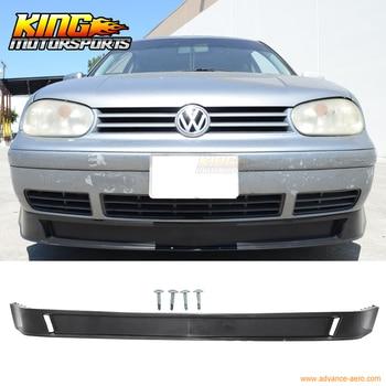 Fit For 1999-2004 Volkswagen Vw Golf Mk4 Mkiv P2 Front Bumper Lip Lower Valance