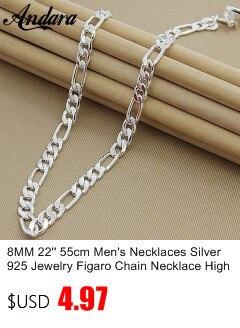 8cc245468 10 MM الهيب هوب قلادة أساور مجموعات مجوهرات الرجال عالية الجودة الفضة 925  مجوهرات بيان قلادة للذكور E148