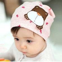 Dreamshining bebé sombreros niños Niños Niñas CAPS Cartoon Dog Print gorro  recién nacido Niño ganchillo Beanie sombrero de invie. 49a464cd3f2
