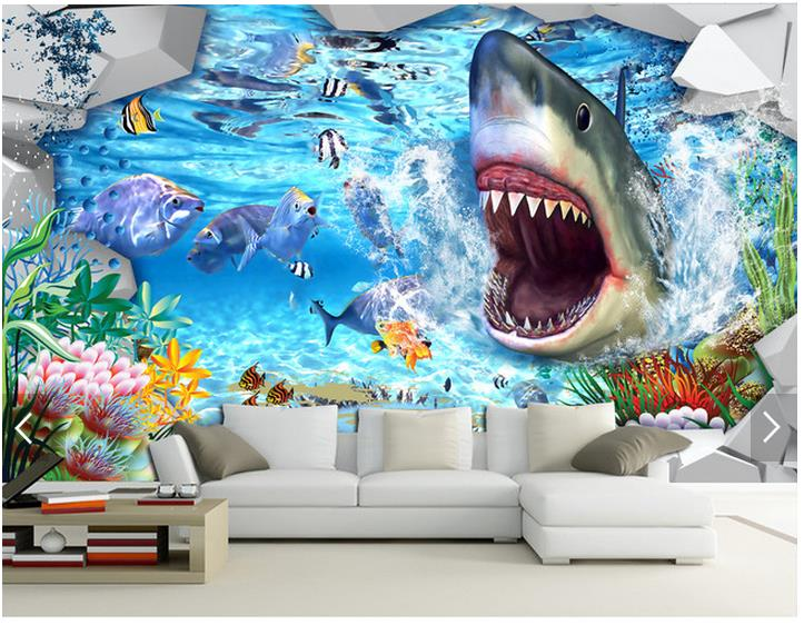 Custom 3d Photo Wallpaper 3d Wall Murals Wallpaper Hd