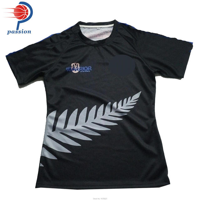 100% polyester breathable 2018 custom design rugby jersey-in Rugby ... a785afc7e