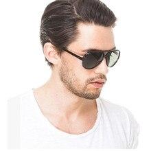 CitySpiner Black Oversized Polarized Sunglasses Men 2019 Vintage Sun Glasses Shades Male Sunglass Luxury Brand Eyeglasses Y317