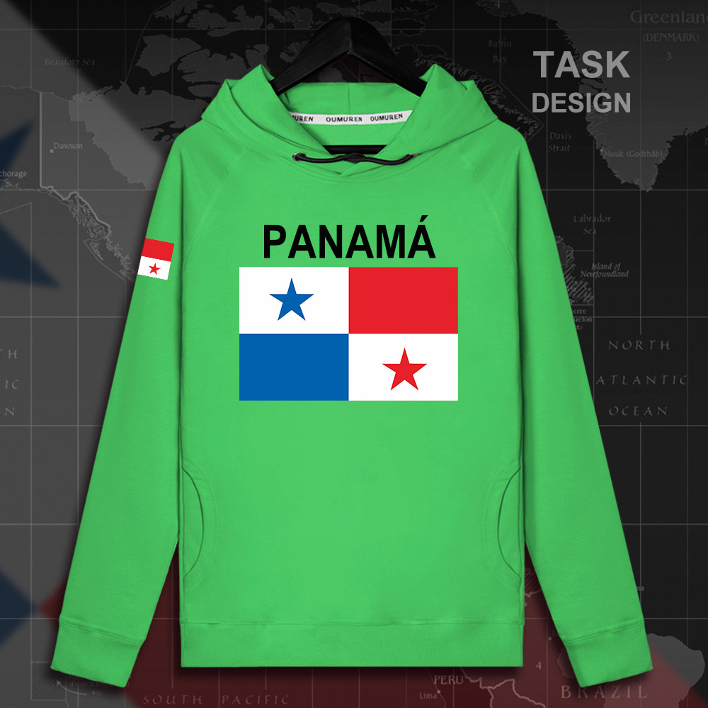 Panama Panamanian PAN Mestiz mens hoodie pullovers hoodies men sweatshirt streetwear clothing hip hop tracksuit nation flags 02