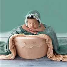 New Baby Photography Props Studio Posing Sofa for Photo Shoots Newborn Basket fotografia Outfit Set Girls