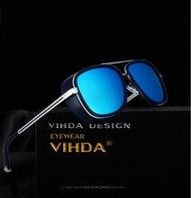 VIAHDA 2016 New SteamPunk Glasses Eyewear Vintage Fashion Summer Cool Sunglasses Women Men Brand Designer Oculos de sol With box