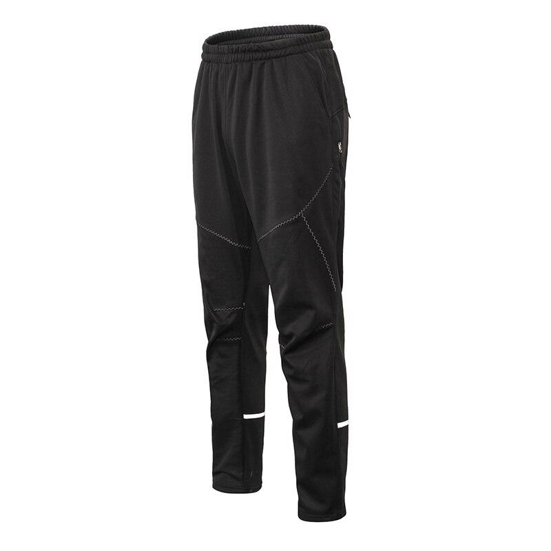 Motocyclisme thermique coupe-vent pantalons décontractés Jogging course à pied cyclisme hommes pantalons avec poches à glissière moto pantalons de sport