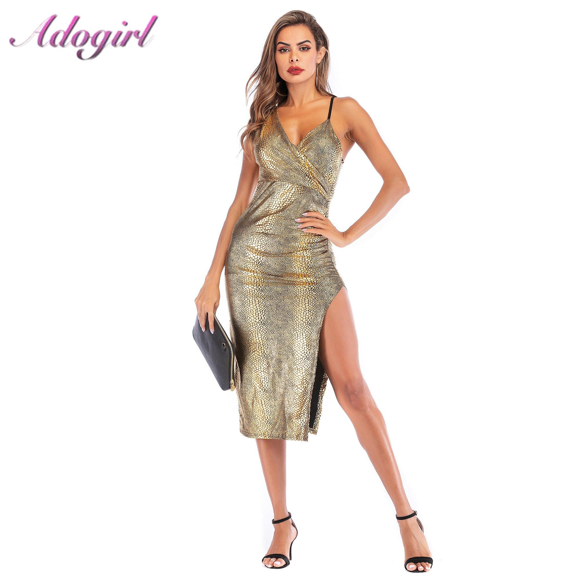 Sexy Women Snake Print Spaghetti Strap Bodycon Evening Party Dress Summer Casual Backless Vintage Wrap Dresses Elegant Vestidos