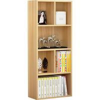 Para Livro полка настенная промышленных Буа Boekenkast Librero Винтаж деревянная отделка ретро Мебель Книжный шкаф книжный шкаф стойки