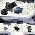 Universal 360 Degree rotación ventosa del coche del parabrisas del teléfono móvil soporte del montaje del sostenedor para el Iphone PSP GPS montaje