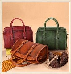 【】Роскошные мягкие сумки из натуральной кожи, женские сумки ...