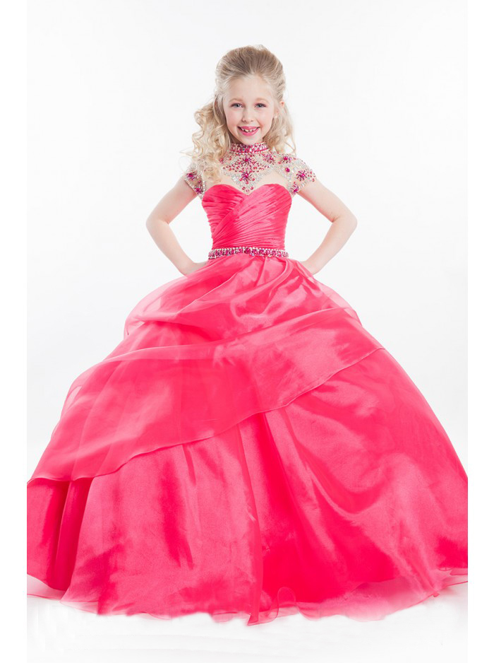 Popular Cheap Beauty Pageant Dresses-Buy Cheap Cheap Beauty ...