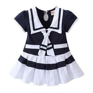Peleles para bebés, vestido para niñas, Mono para recién nacidos de Sailor Estilo marinero, traje de Cosplay de Halloween para niños pequeños, disfraz de verano para chico y Chica, Clothe 2019