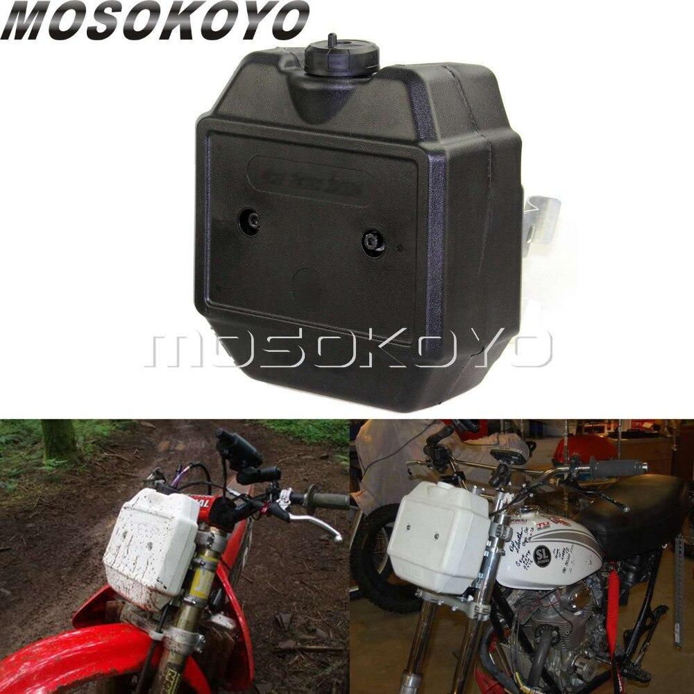 Motocross Auxiliary Fuel Tanks 1 3 Gallon Dirt Bike Off