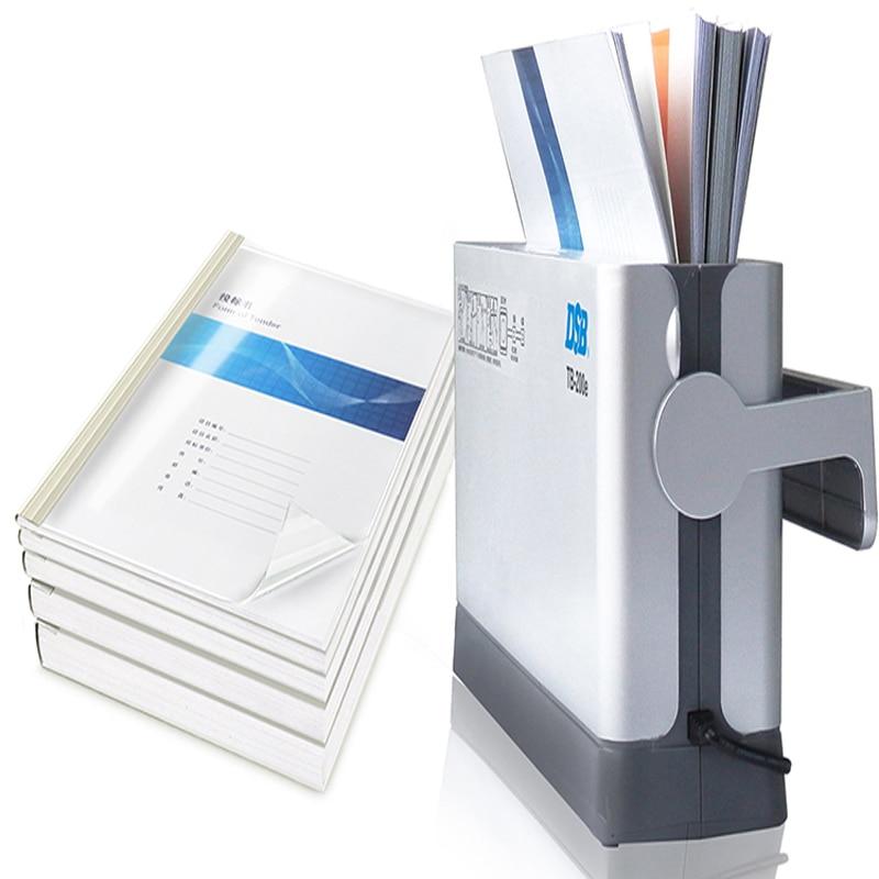 DSB термальная обвязочная машина, стандартная, электрическая машина для обвязки документов, офисные и школьные и домашние принадлежности 220 ...