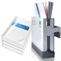 DSB wiązanie termiczne maszyny  TB 200E  elektryczne dokumentów na gorąco maszyna do klejenia na  biurowe i szkolne i dostawy do domu 220 v w Bindownice od Komputer i biuro na