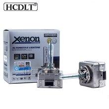 HCDLT Super Bright 35W D1S 6000K HID Replacement Bulb Car Headlight Xenon D2S HID D3S D4S