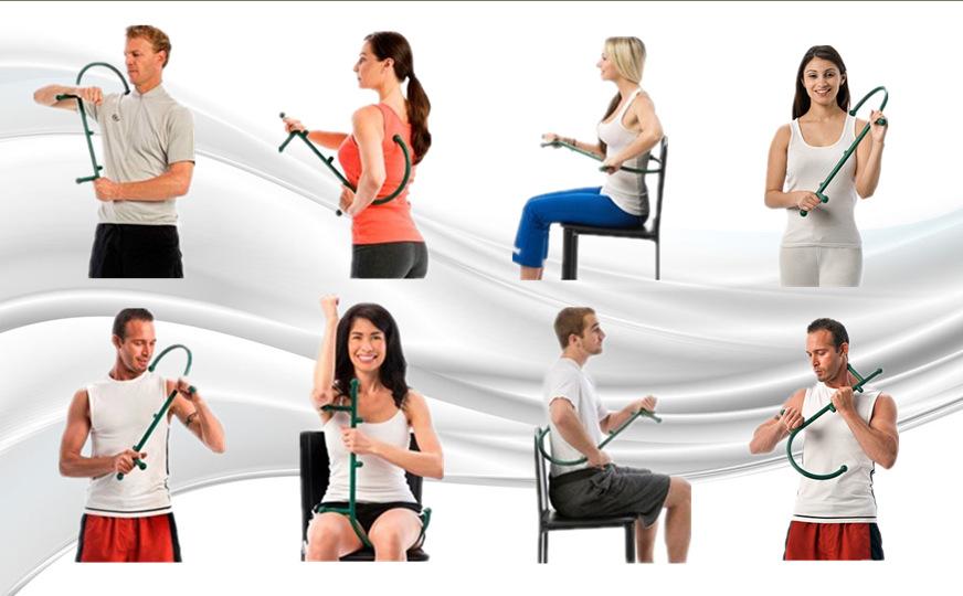 Appareil De Massage TheraCane