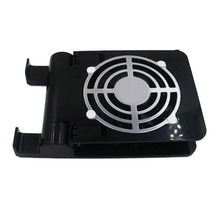 2-In-1 USB Cooling Fan Cooler Holder Bracket For Nintendo Switch Console Phone Tablet